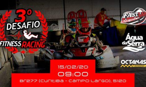 Desafio de kart indoor entre pilotos de diversas modalidades chega em sua 3ª edição