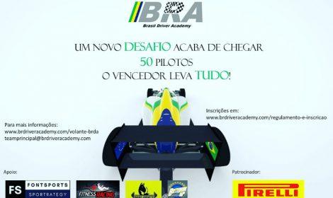 Brasil terá seletiva de piloto onde vencedor ganhará temporada para correr de Fórmula 4  na Europa sem custos